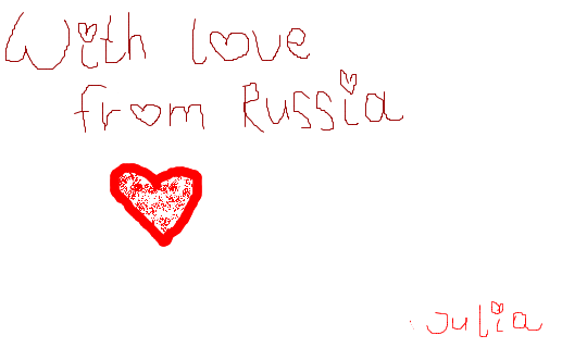 Desenho de Julia